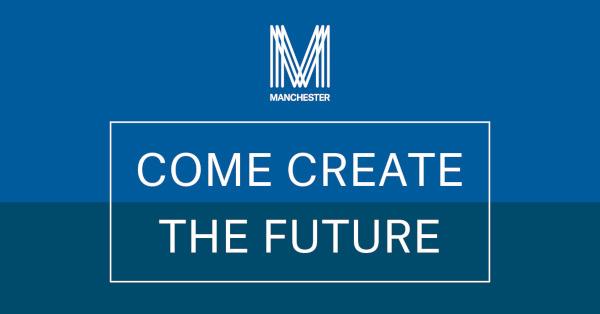 Come create the future