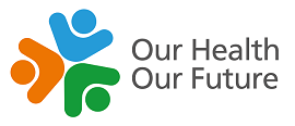 Our Health Our Future logo