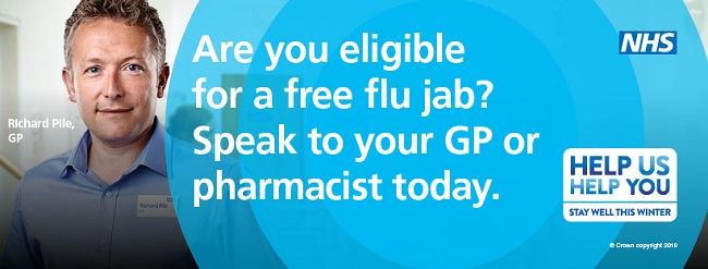 Are you eligible for a free flu jab