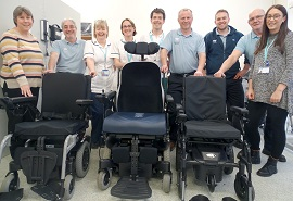 Wiltshire Wheelchair Services