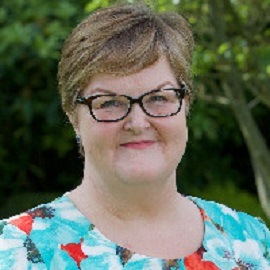 Jayne Brown OBE