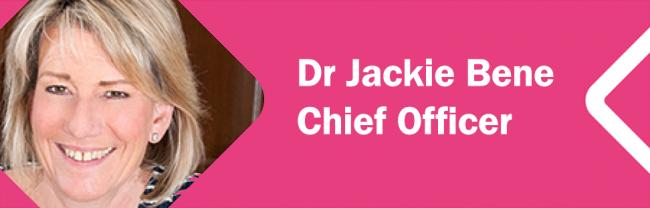 Dr Jackie Bene