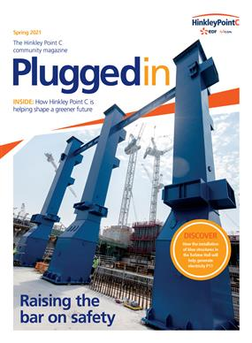 Plugged in community magazine