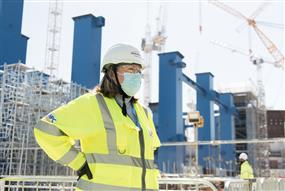 Minister of State for Clean Energy & Growth visits Hinkley Point C