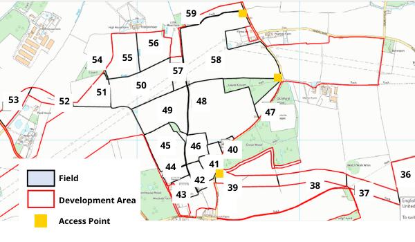 Friston Knodishall GI Locations Map Updated (HR)